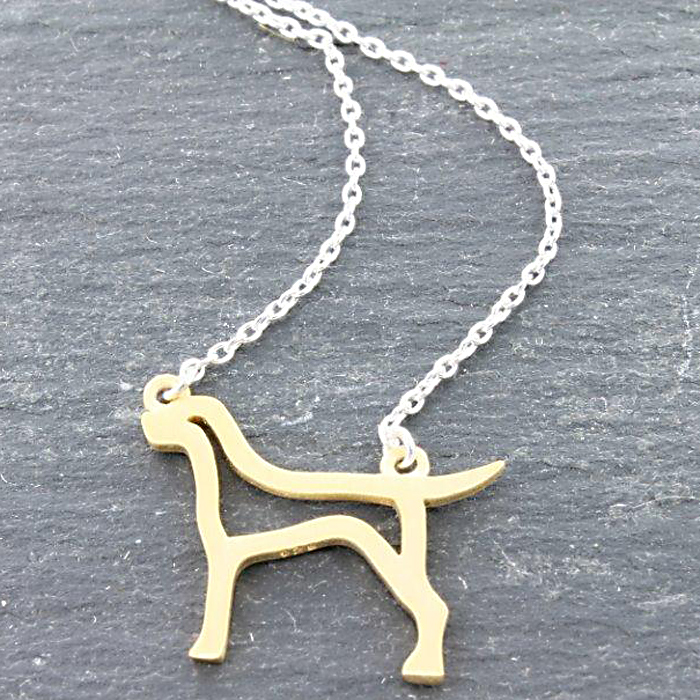 Hound Necklace